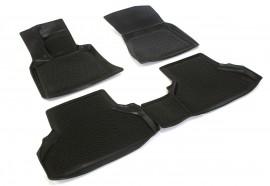 Covoare / Covorase / Presuri cauciuc tip stil tavita BMW X6 E71 fabricatie 2007-2014