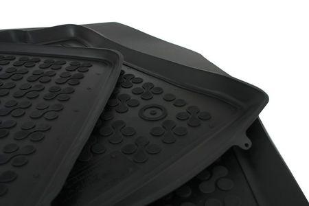 Covoare / Covorase / Presuri cauciuc tip stil tavita DACIA Dokker an 2012+