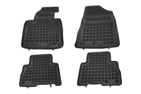 Covoare / Covorase / Presuri cauciuc tip stil tavita KIA Sorento 2 II Facelift fabricatie 2012-2014