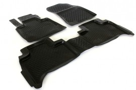 Covoare / Covorase / Presuri cauciuc tip stil tavita BMW E53 X5 fabricatie 1999-2006