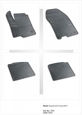 Covorase / Covoare / Presuri cauciuc SUZUKI SX4 2 II fabricatie de la 2013->