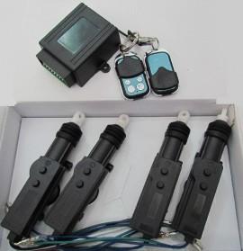 Inchidere centralizata cu telecomanda si actuatoare