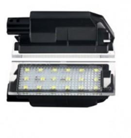 Lampa LED numar compatibila DACIA Logan II 2 Facelift 2016->