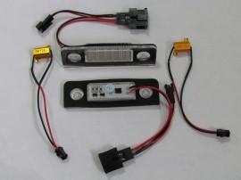 Lampa LED numar compatibila SKODA Roomster 5J intre anii 06-10