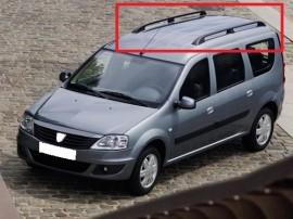 Bara / Bare portbagaj longitudinale dedicate Dacia Logan  MCV