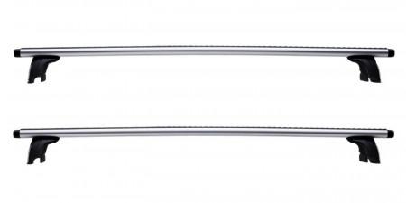 Bare portbagaj transversale tip wingbar dedicate Kia Carens 3 fabricatie de la 2013+