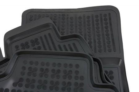 Covoare / Covorase / Presuri cauciuc tip stil tavita ALFA Romeo GIULIA (952) 4x4 Q4 fabricatie 2016+