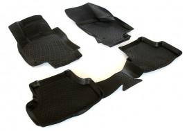 Covoare / Covorase / Presuri cauciuc tip stil tavita AUDI A3 III - 8V fabricatie de la 2012->