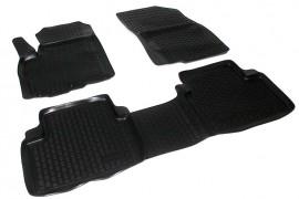 Covoare / Covorase / Presuri cauciuc tip stil tavita PEUGEOT 4007 fabricatie 2007-2012