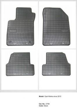 Covorase / Covoare / Presuri cauciuc CHEVROLET TRAX fabricatie de la 2013->