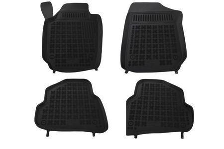 Covoare / Covorase / Presuri cauciuc tip stil tavita Volkswagen Polo V 6R fabricatie 2009-2018