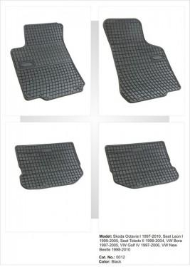 Covorase / Covoare / Presuri cauciuc SEAT TOLEDO 2 II fabricatie 1999-2004