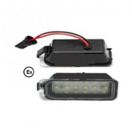Lampa LED numar compatibila FORD S-MAX generatia 2006~