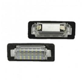 Lampa LED numar compatibila MERCEDES Clasa C W202 1993-2000 (numai la sedan)