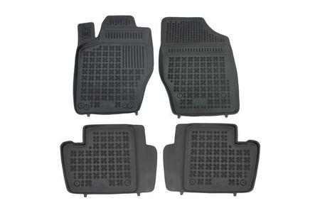 Covoare / Covorase / Presuri cauciuc tip stil tavita CITROEN C4 1 si 2 Hatchback 2004-2017
