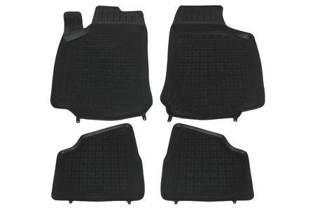 Covoare / Covorase / Presuri cauciuc tip stil tavita OPEL Corsa C fabricatie 2000-2006
