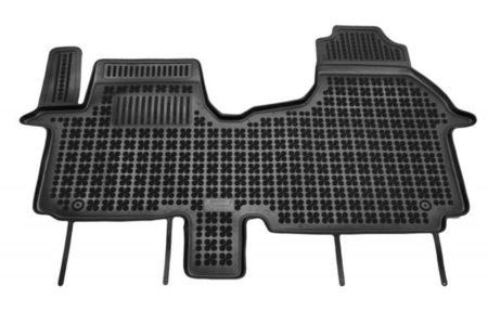 Covoare / Covorase / Presuri cauciuc tip stil tavita RENAULT Trafic 3 III fabricatie 2014+