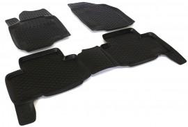 Covoare / Covorase / Presuri cauciuc tip stil tavita TOYOTA RAV 4 fabricatie 2006-2012