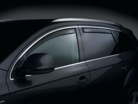 Paravanturi Peugeot 208 fabricatie 2012-2019 Hatchback (4 buc/set)