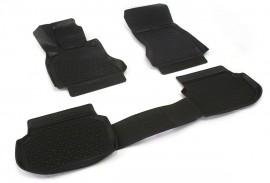 Covoare / Covorase / Presuri cauciuc tip stil tavita BMW F10/F11 seria 5 fabricatie 2010-2013