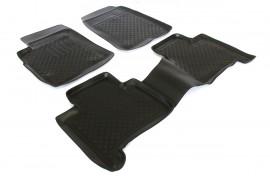 Covoare / Covorase / Presuri cauciuc tip stil tavita TOYOTA LAND CRUISER J120 fabricatie 2002-2009