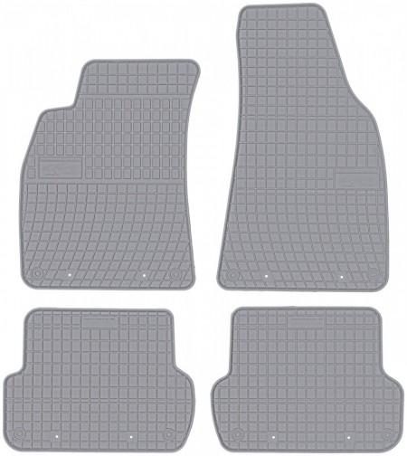 Covorase / Covoare / Presuri cauciuc AUDI A4 B6 - 8E fabricatie 2000-2004 GRI