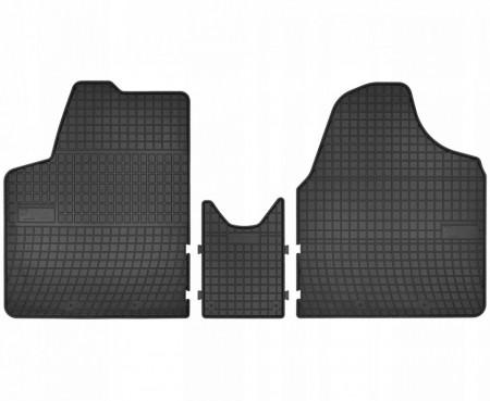 Covorase / Covoare / Presuri cauciuc FIAT SCUDO 2 II fabricatie 2006-2016 set fata