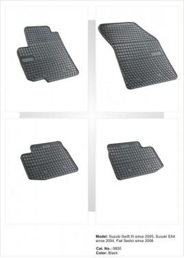 Covorase / Covoare / Presuri cauciuc SUZUKI SX4 I 1 fabricatie 2006-2013