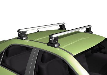 Bare portbagaj transversale dedicate MERCEDES Clasa C W204 fabricatie 2007-2014 Berlina Sedan / Coupe