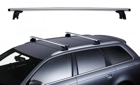 Bare portbagaj transversale tip wingbar dedicate Kia Ceed 2 JD fabricatie 2012-2018 Combi 135cm