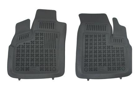 Covoare / Covorase / Presuri cauciuc tip stil tavita FIAT Doblo fabricatie 2006-2010