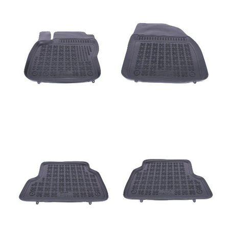 Covoare / Covorase / Presuri cauciuc tip stil tavita FORD Focus 2 II fabricatie 2004-2011