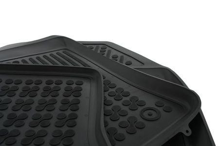 Covoare / Covorase / Presuri cauciuc tip stil tavita FORD Fusion I an 2005+