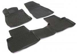 Covoare / Covorase / Presuri cauciuc tip stil tavita NISSAN JUKE fabricatie de la 2010->