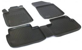 Covoare / Covorase / Presuri cauciuc tip stil tavita PEUGEOT 407 fabricatie 2004-2010