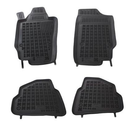 Covoare / Covorase / Presuri cauciuc tip stil tavita Seat Ibiza fabricatie 2008-2017