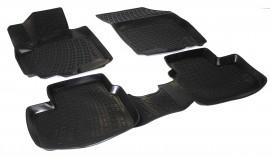 Covoare / Covorase / Presuri cauciuc tip stil tavita Suzuki SX4 fabricatie de la 2013->