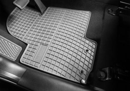 Covorase / Covoare / Presuri cauciuc AUDI A4 B7 - 8F fabricatie 2004-2007 GRI