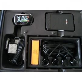 Sistem 4 senzori parcare cu display WIRELESS THUNDER