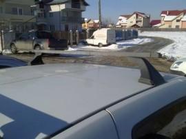 Bara / Bare portbagaj transversale Dacia Logan 2 2013->