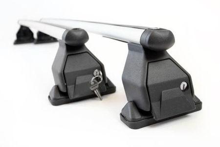 Bare portbagaj transversale dedicate MERCEDES Clasa A C169 fabricatie 2004-2012 Caroserie 3 usi