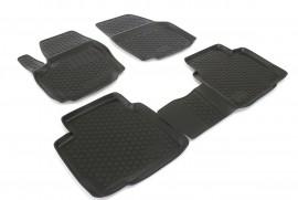 Covoare / Covorase / Presuri cauciuc tip stil tavita FORD MONDEO MK 4 IV fabricatie 2007-2015