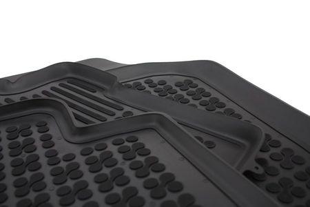 Covoare / Covorase / Presuri cauciuc tip stil tavita KIA Sportage fabricatie 2004-2010