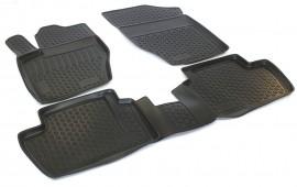 Covoare / Covorase / Presuri cauciuc tip stil tavita PEUGEOT 307 fabricatie 2001-2008