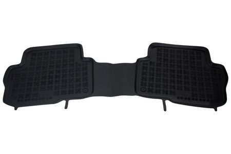 Covoare / Covorase / Presuri cauciuc tip stil tavita SEAT Alhambra 2 (5 locuri) fabricatie 2010+