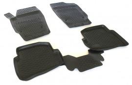 Covoare / Covorase / Presuri cauciuc tip stil tavita SEAT IBIZA 4 IV fabricatie de la 2008->
