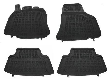 Covoare / Covorase / Presuri cauciuc tip stil tavita VOLKSWAGEN Passat B8 fabricatie 2014+