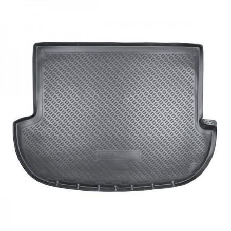 Covor portbagaj tavita HYUNDAI SANTA FE fabricatie 2006-2010 5 locuri