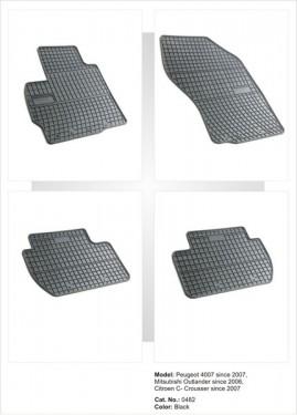 Covorase / Covoare / Presuri cauciuc MITSUBISHI OUTLANDER 2 II fabricatie 2006-2012