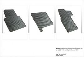 Covorase / Covoare / Presuri cauciuc NISSAN NV 400 fabricatie de la 2010->